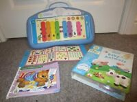Little Touch LeapPad and LeapFrog toy phone bundle