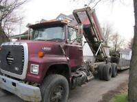 Camion Ford F8000