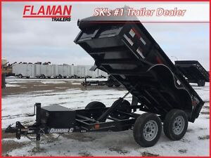 2016 Diamond C 41ED-10 Dump Trailer