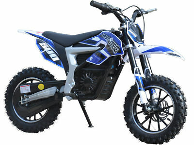 MotoTec 36v Electric Dirt Bike 500w Ride On - CEC Certified for California Sale
