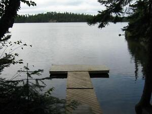 Waterfront Cottage Lots on Kabenung Lake and surrounding Lakes