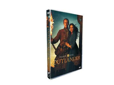 Outlander Season 5 FREE SHIPPING! BRAND NEW SEALED