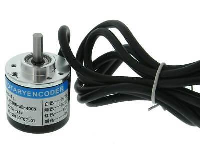 Rotary Encoder Biphase 400ppr 33107 Mi