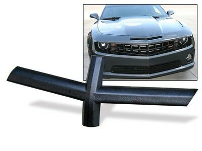 New! 2010 - 2013 Camaro grill bow tie delete - removes the emblem from the front Bow Tie Grill Emblem