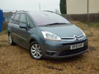 CITROEN C4 GRAND PICASSO EXCLUSIVE HDI EGS (grey) 2010