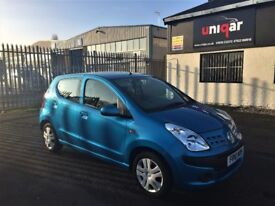 NISSAN PIXO 1.0 N-tec, 1 Owner from new, Just Serviced (blue) 2010