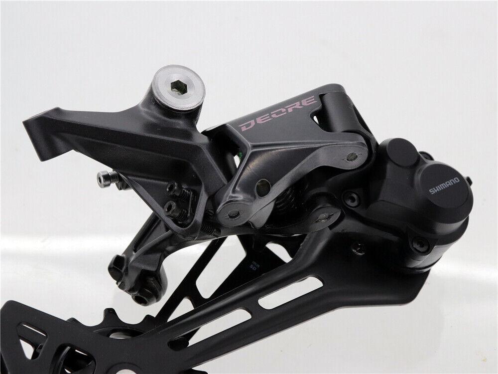 Shimano Deore M6100 12-Speed MTB groupset SL//RD-M6100 Shifter Rear Derailleur