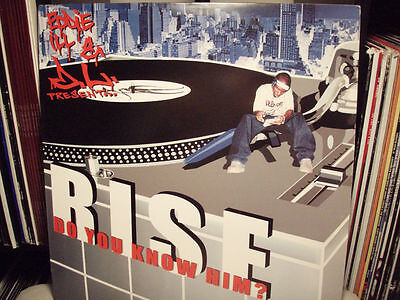 Rise   Dj Spinna   Do You Know Him    Cheater   Memories  12    2000  Rare