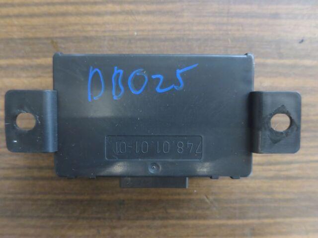 Audi A6 4B C5 VFL Steuergrät Alarmsteuergät 4B0951173 Alarm Steuerung megamos