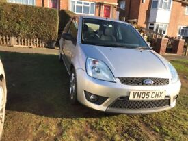 2005 Ford Fiesta Zetec S (with extra set off alloys!!!)