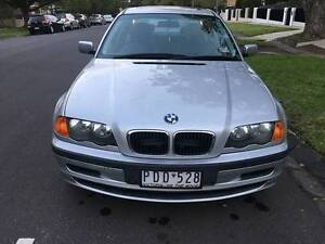 1998 BMW 318i Automatic with sunroof and rego until 1/10 Essendon Moonee Valley Preview