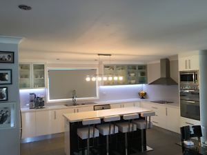 Large Entertainers Kitchen with Island Bench Kings Langley Blacktown Area Preview