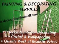 T.R Decorating Service