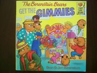 BOOK - The Berenstain Bears GET THE GIMMIES