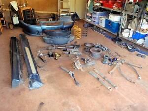 Holden Crewman VZ v6 suspension and brake parts Tolga Tablelands Preview