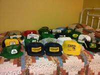 Selling 22 Never Worn Vintage John Deere Hats