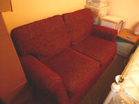 Double sofa bed in good condition. Looe.