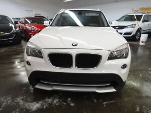 2012 BMW X1 ONE OWNER,PANO ROOF,VERY CLEAN
