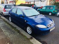 DAEWOO AUTOMATIC 2005/05 LOW MILAGE not polo golf ford or fiesta or corsa Yaris