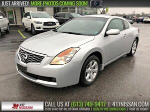 2008 Nissan Altima 2.5S Coupe | Leather, Sunroof, Bose Sound