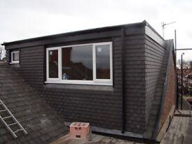 Loft conversions fibreglass roofing & more