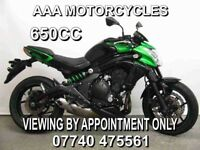 KAWASAKI ER6N, MIDDLE WEIGHT SPORTS TOURER, FINANCE AVAILABLE,