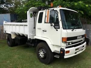 Isuzu FVR900 tip truck (price inc GST) Darra Brisbane South West Preview