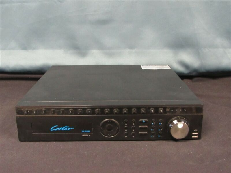 Costar CR1600XD-1000D 16 Channel Network Digital Video Recorder 5TB Storage DVR