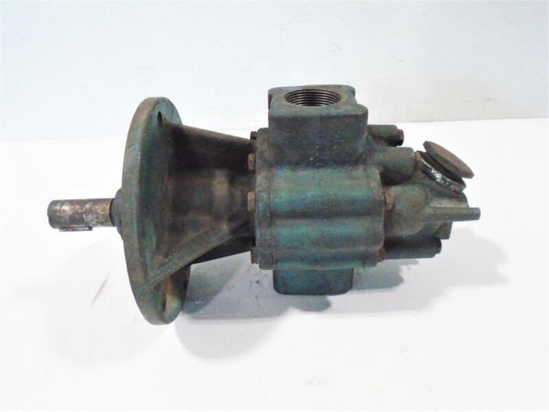 "Roper Gear Pump 18AM21, Type 1, 1-1/2"" NPT"
