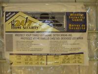 window security guards $25.00 each