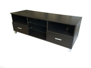 Brand New and Quality Wood Black/White TV Unit Clayton Monash Area Preview