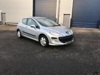 PEUGEOT 308 S HDI (silver) 2008