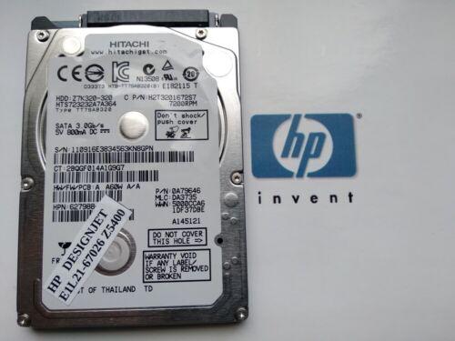 HP Designjet Z5400 Hdd Hard Disk Drive  E1L21-67026