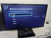 "25"" Samsung LED smart WiFi full HD freeview built in"
