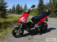 Kymco Moped