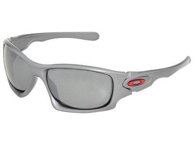 Edition Polarized Sunglasses (Oakley Ten Alinghi Edition Polarized Sunglasses OO9128-08 Grey/Black Iridium )