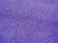 FABRIC - PURPLE - BLUE BOUCLE STYLE MATERIAL. COLLECTION or DELIVERY