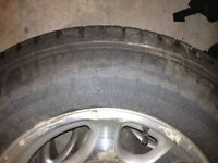 Hakkapeliitta Studded Snow Tires 225/70R 16
