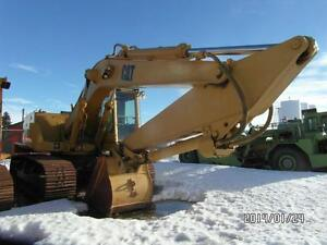 "235C CAT HOE WITH 36"" CUTTING BUCKET AT www.knullent.com Edmonton Area image 2"