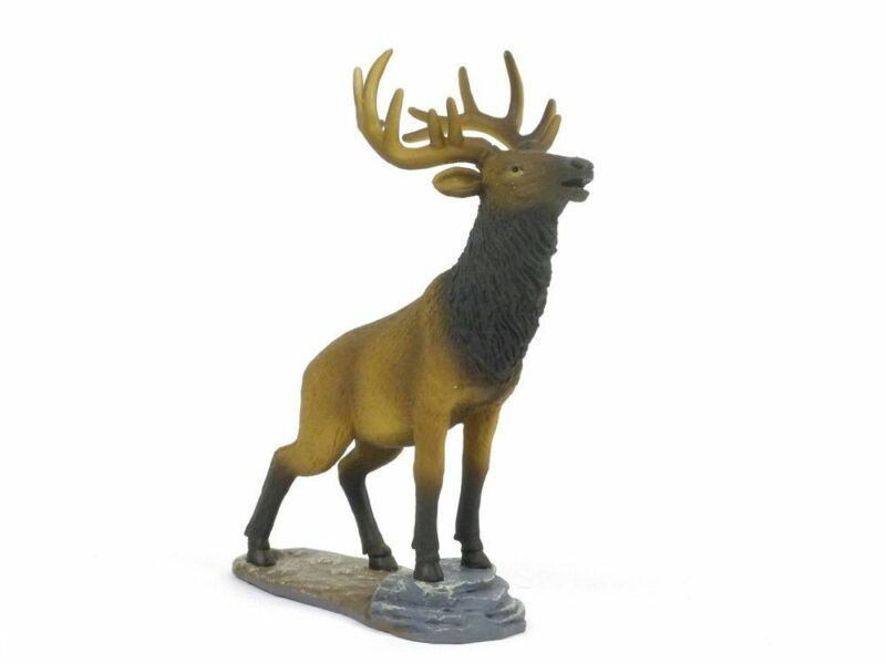 Royal Darwin Wildlife Elk Figurine Collectible Animal RA00104