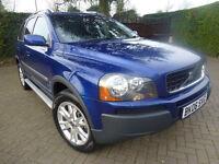 2006 VOLVO XC90 2.4 AWD BLUE AUTO 69890 MILES