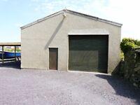 Garage / Storage for Rent in Holyhead