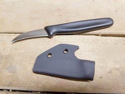 "(Pikal Knife) Kydex and Victorinox 40606 Bird's Beak Paring & Fruit Knife 2.5"""