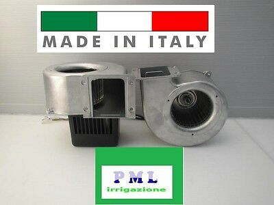 Usato, Ventilatore centrifugo Motore per CALDAIE a SANSA e STUFA A PELLET TRIAL VC10 usato  Bellaveduta