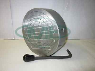 8 Round Magnetic Chuck-fine Pole-h9603d-new