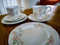SADLER-Fine Bone China-18piece Teaset***£25***