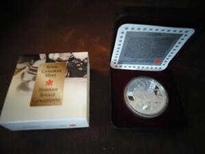 1997 Cased Proof Silver Dollar