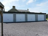 LARGE GARAGES available to rent as storage space | Anglesey, North Wales (LL6)