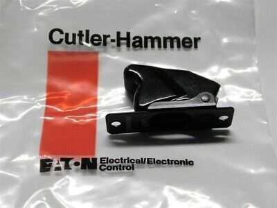 Mil-spec Cutler Hammer 8916k853 Flush Two-hole Mount Toggle Switch Guard 2pos.