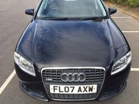 Audi A4 2.0 TDI 170bhp S Line special edition 4dr